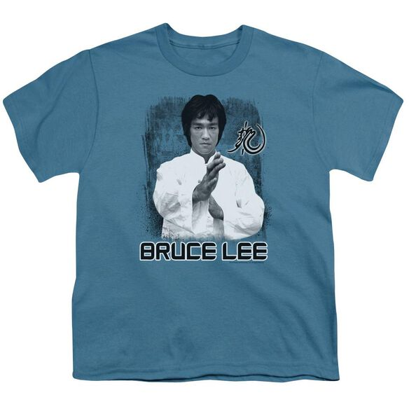 Bruce Lee Concentrate Short Sleeve Youth T-Shirt