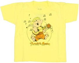 Dennis the Menace Guitar Toddler T-Shirt