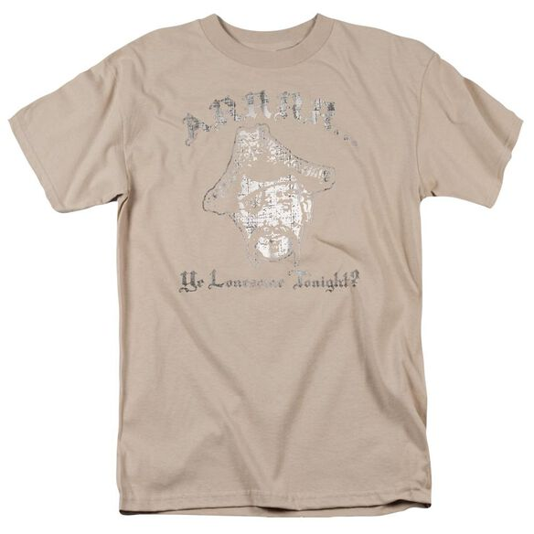 Arrr Ye? Short Sleeve Adult Sand T-Shirt