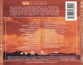 Various Artists - WOW Hits 2002