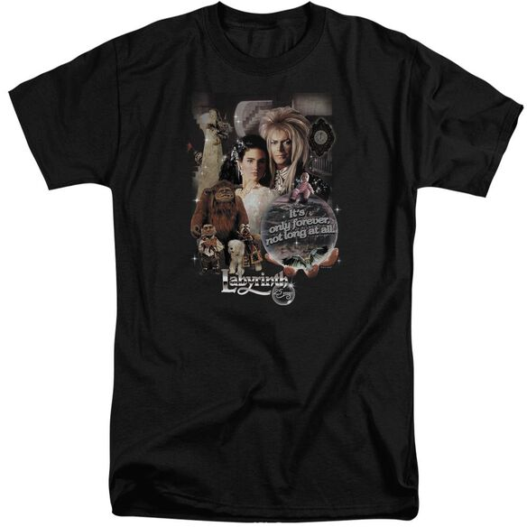Labyrinth 25 Years Of Magic Short Sleeve Adult Tall T-Shirt