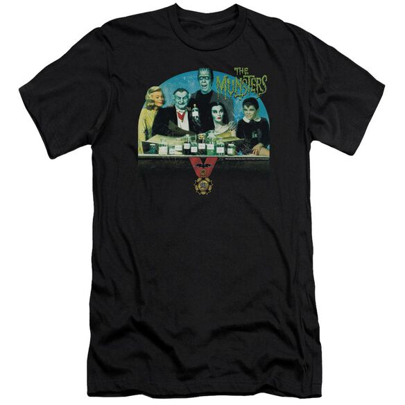 The Munsters 50 Year Potion Premuim Canvas Adult Slim Fit