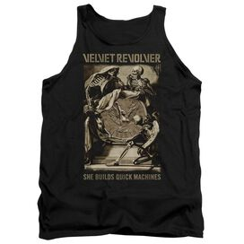 Velvet Revolver Quick Machines Adult Tank
