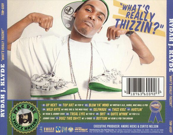 What's Really Thizzin1105