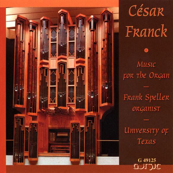 C. Franck - Music for the Organ: Grande Piece