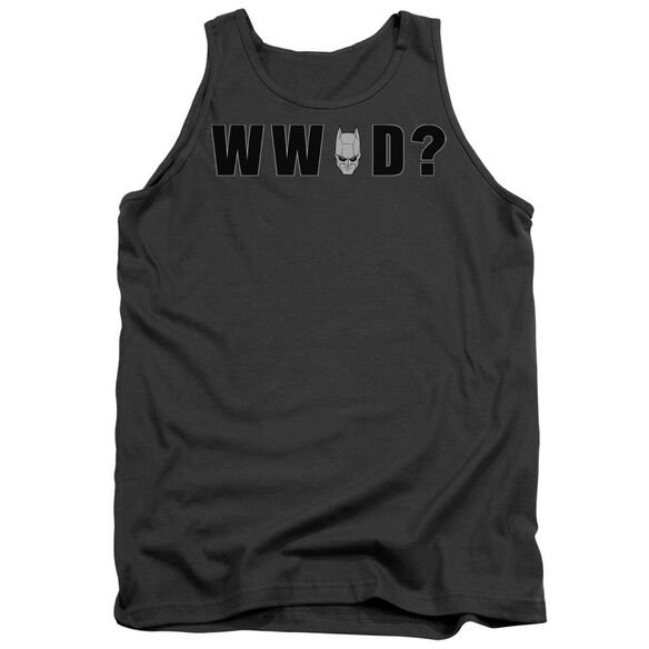 Dark Knight Wwbd Head Adult Tank