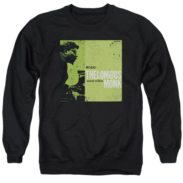 Thelonious Monk Work Adult Crewneck Sweatshirt