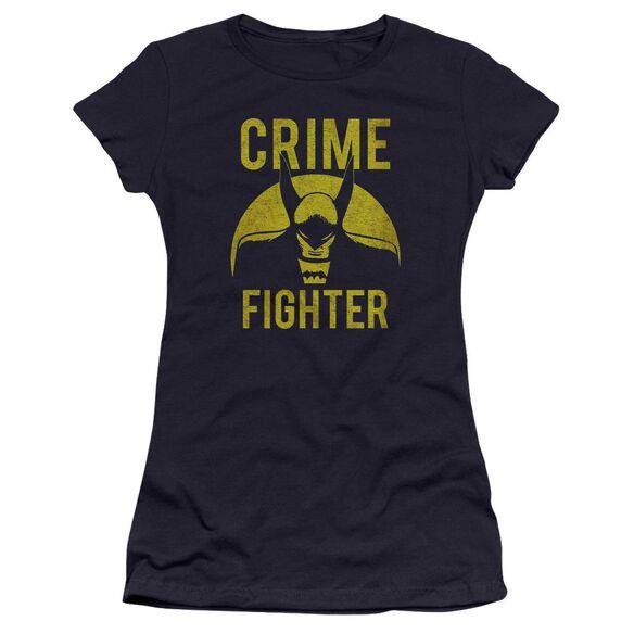 Dc Fight Crime Premium Bella Junior Sheer Jersey