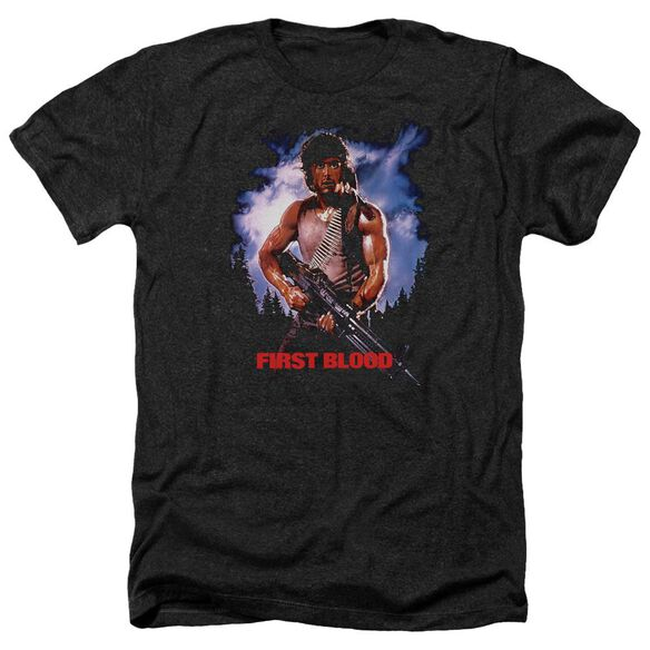 Rambo:First Blood Poster Adult Heather