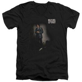 Billy Joel 52 Nd Street Short Sleeve Adult V Neck T-Shirt