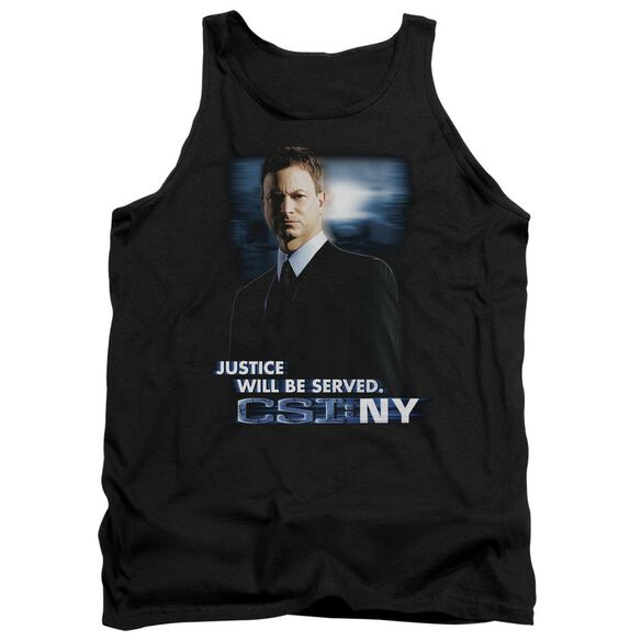 Csi:Ny Justice Served Adult Tank