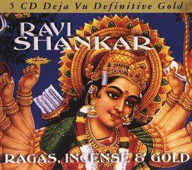 Ravi Shankar - Ragas Incense & Gold
