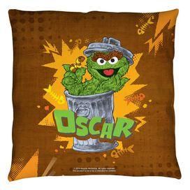 Sesame Street Oscar Throw