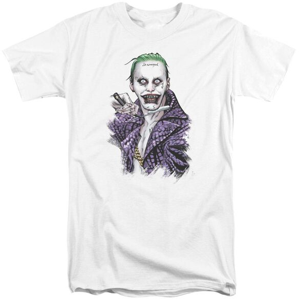 Suicide Squad Blade Short Sleeve Adult Tall T-Shirt