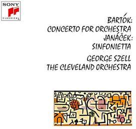 Bartok/ George Szell - Bartok: Concerto For Orchestra / Jana