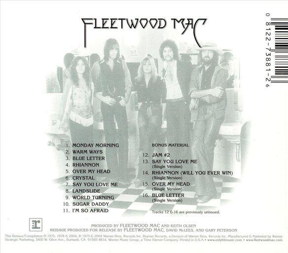 Fleetwood Mac (Bonus Tracks) (Rmst)