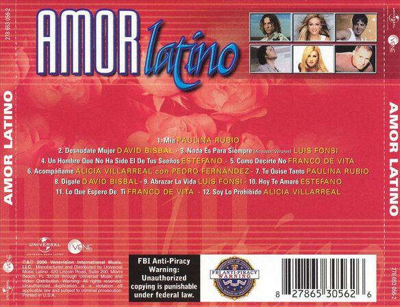 Amor Latino 0106