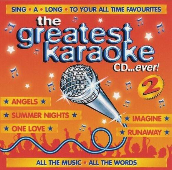Greatest Karaoke Cd Ever 1 / Various