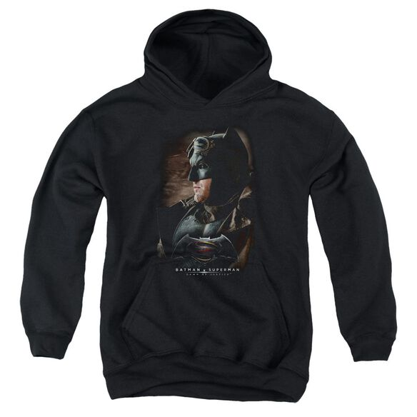 Batman V Superman Desert Gear Youth Pull Over Hoodie