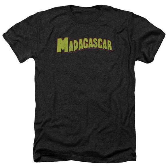 Madagascar Logo Adult Heather