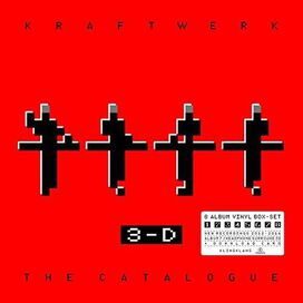 Kraftwerk - 3-D: The Catalogue