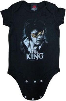 Elvis King Snap Suit