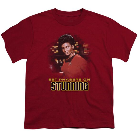 Star Trek Stunning Short Sleeve Youth T-Shirt