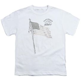 Army Tristar Short Sleeve Youth T-Shirt