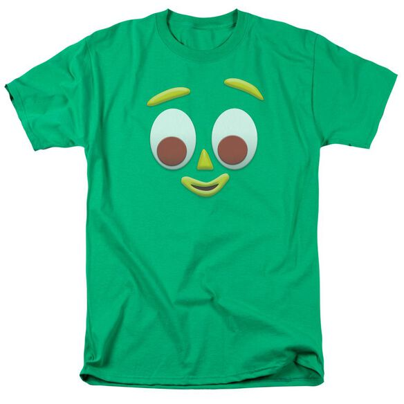 GUMBY GUMBME - S/S ADULT 18/1 - KELLY GREEN T-Shirt