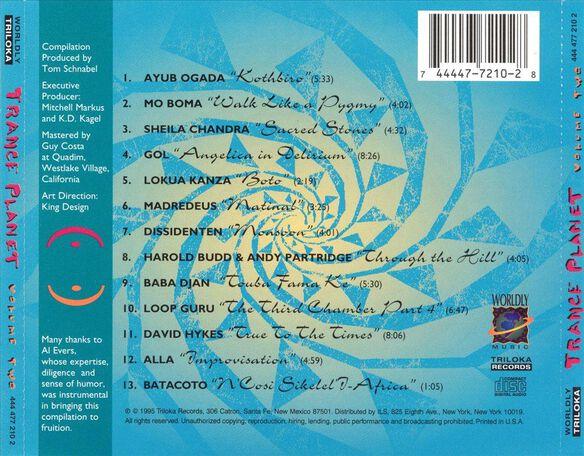 Trance Planet Vol 2 395