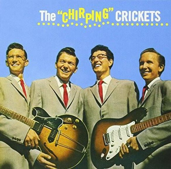 Chirping Crickets (Uk)