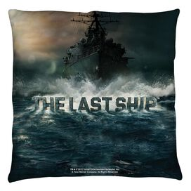 Last Ship Out To Sea Throw