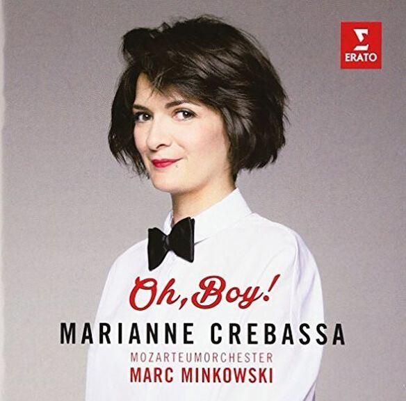 Marianne Crebassa - Oh Boy!