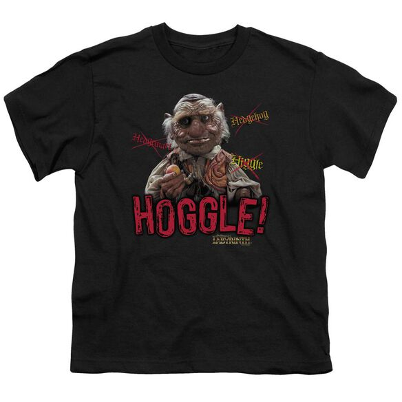 Labyrinth Hoggle Short Sleeve Youth T-Shirt