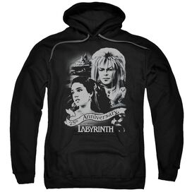 Labyrinth Anniversary Adult Pull Over Hoodie