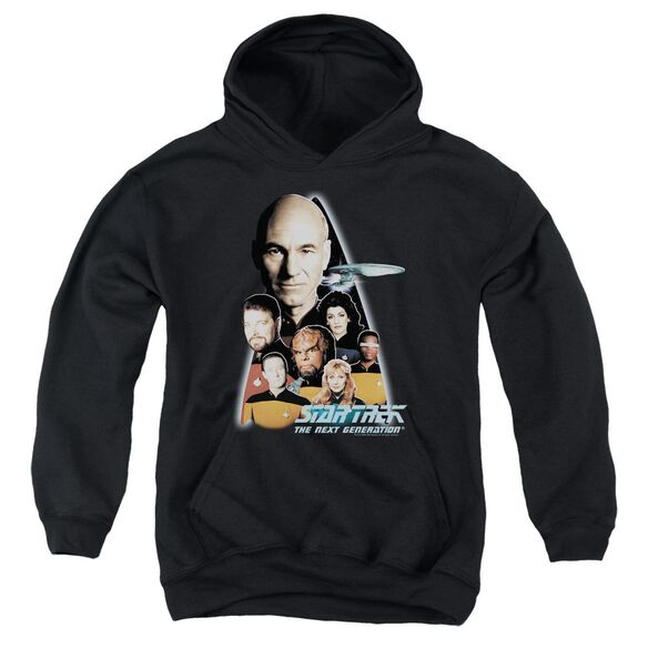 Star Trek The Next Generation Youth Pull Over Hoodie
