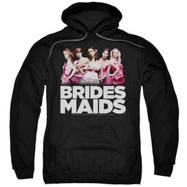 Bridesmaids Maids - Adult Pull-over Hoodie