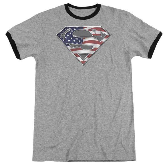 Superman All - Adult Ringer