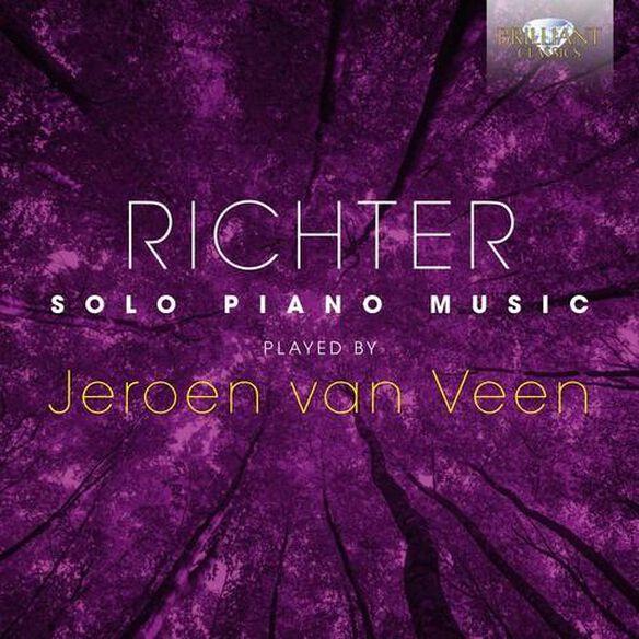 Solo Piano Music (Box)