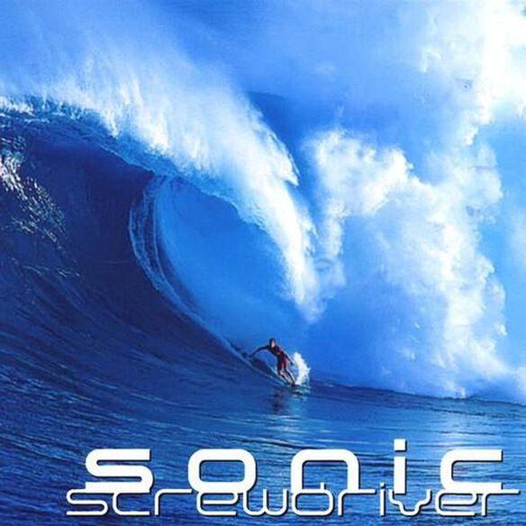 Five Headed Surf Monster (Cdr)