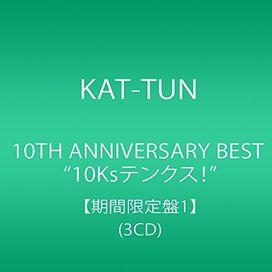 Kat-Tun - 10th Anniversary Best 10Ks!