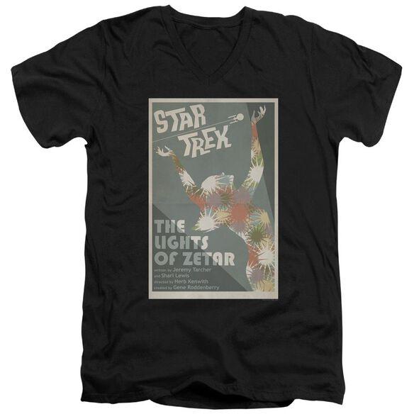 Star Trek Tos Episode 73 Short Sleeve Adult V Neck T-Shirt