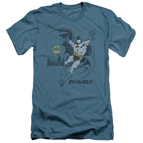 Dc Swinging Short Sleeve Adult T-Shirt
