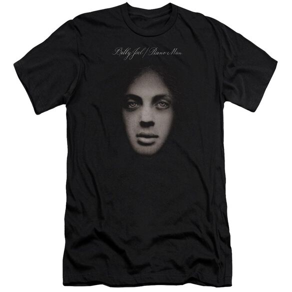 Billy Joel Piano Man Cover Short Sleeve Adult T-Shirt