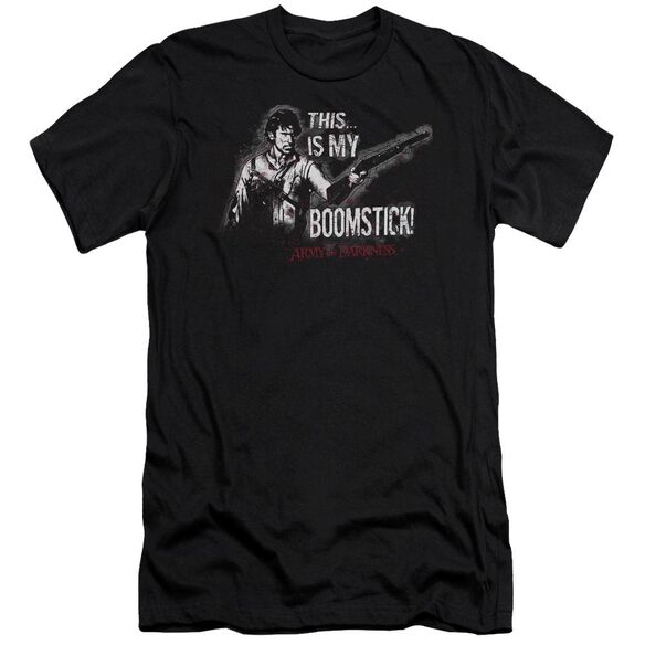 Army Of Darkness Boomstick Premuim Canvas Adult Slim Fit