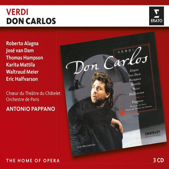 Verdi/ Pappano/ Orchestre De Paris - Don Carlos