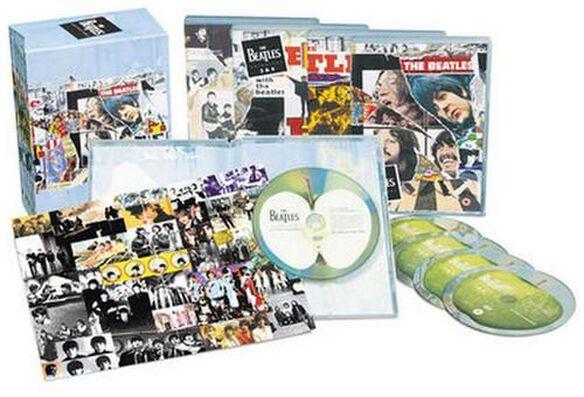 Beatles Anthology [5 Discs]