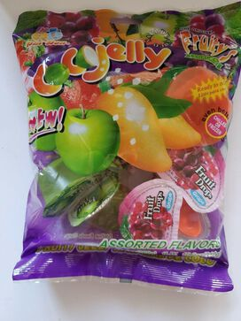 Fruity's Coco Jelly Fruit Drops Tik Tok