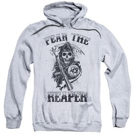 Sons Of Anarchy Fear The Reaper Adult Pull Over Hoodie Athletic