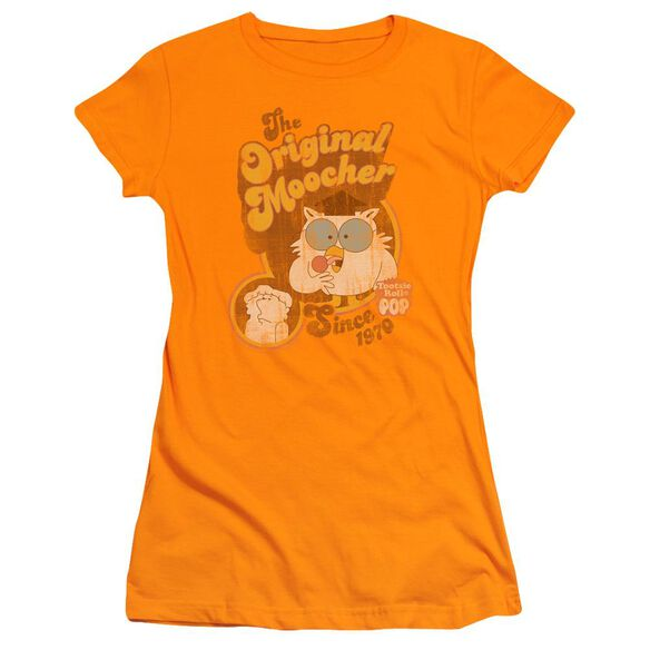 Tootsie Roll Original Moocher Short Sleeve Junior Sheer T-Shirt
